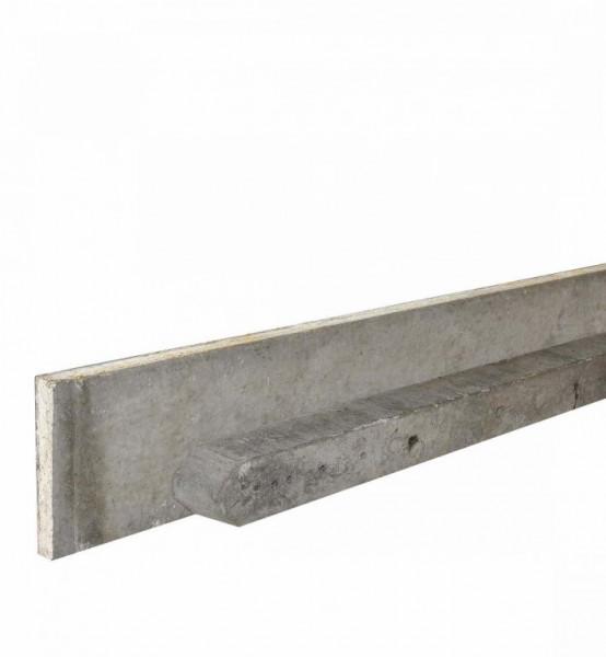 *Betonplaat BPG225 Grijs 25.5x225cm