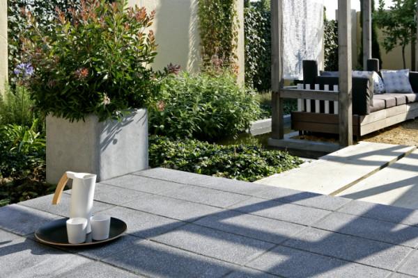 B Keus Tegels : Aanbieding piazzo banenverband senso nebla b keus verhoeven garden