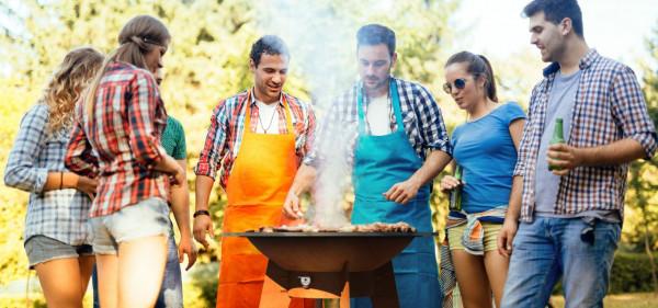 BBQ's en Vuurelementen